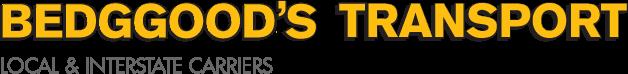 Bedggood's Transport Logo